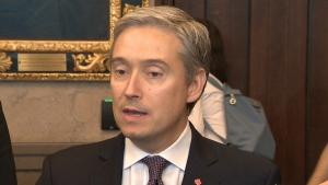 Ministers Champagne, Hajdu speak on coronavirus