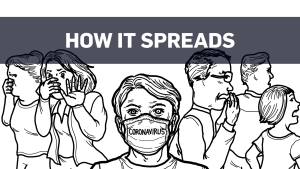 Here's how novel coronavirus spreads: WHO