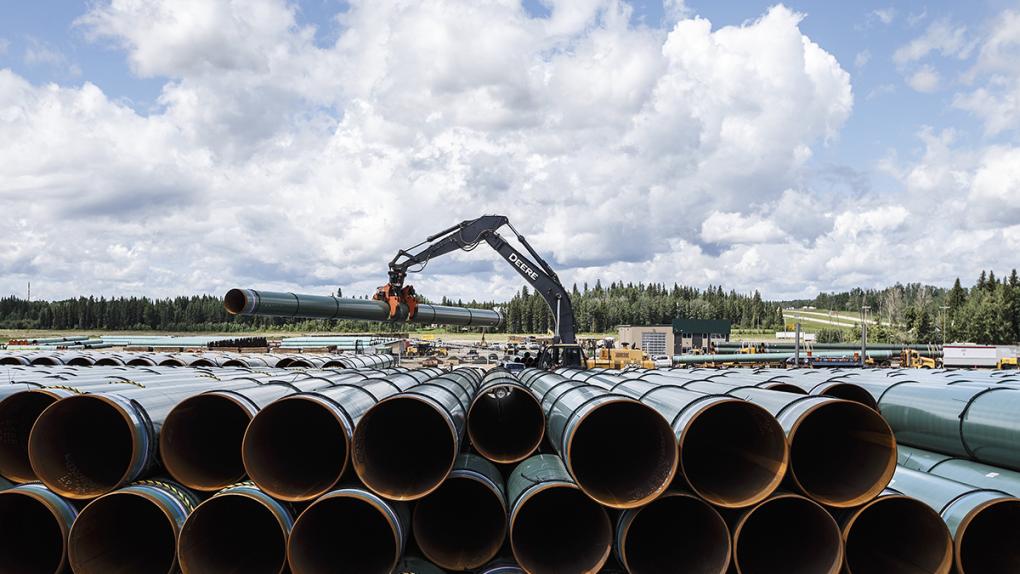 TMX pipeline