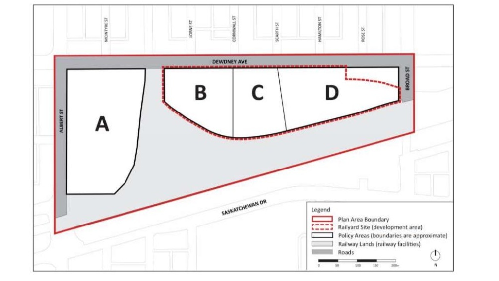 Yards Neighbourhood Plan