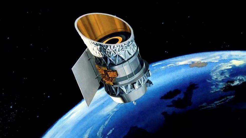 IRAS space telescope