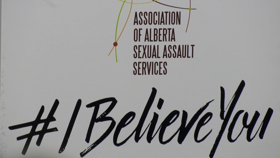 A survey conducted by the Association of Alberta Sexual Assault Services found roughly 43 per cent of Albertans have been sexually abused