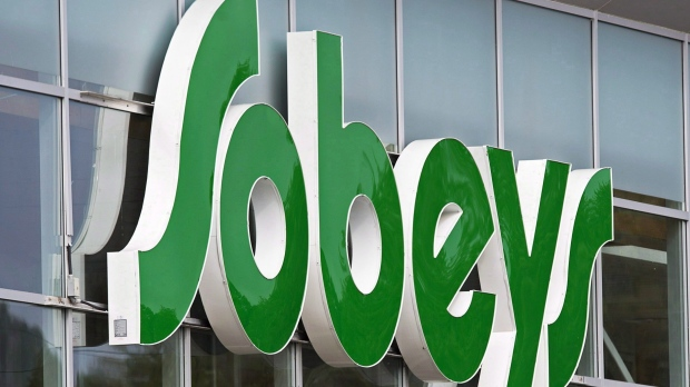 A Sobeys grocery store is seen in Halifax on Thursday, Sept. 11, 2014. THE CANADIAN PRESS/Andrew Vaughan