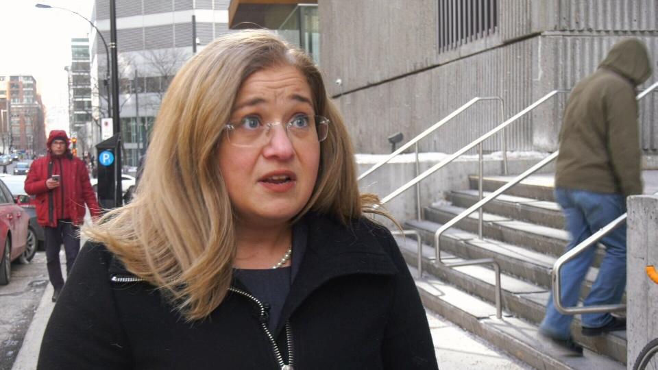 Brossard Mayor Doreen Assaad
