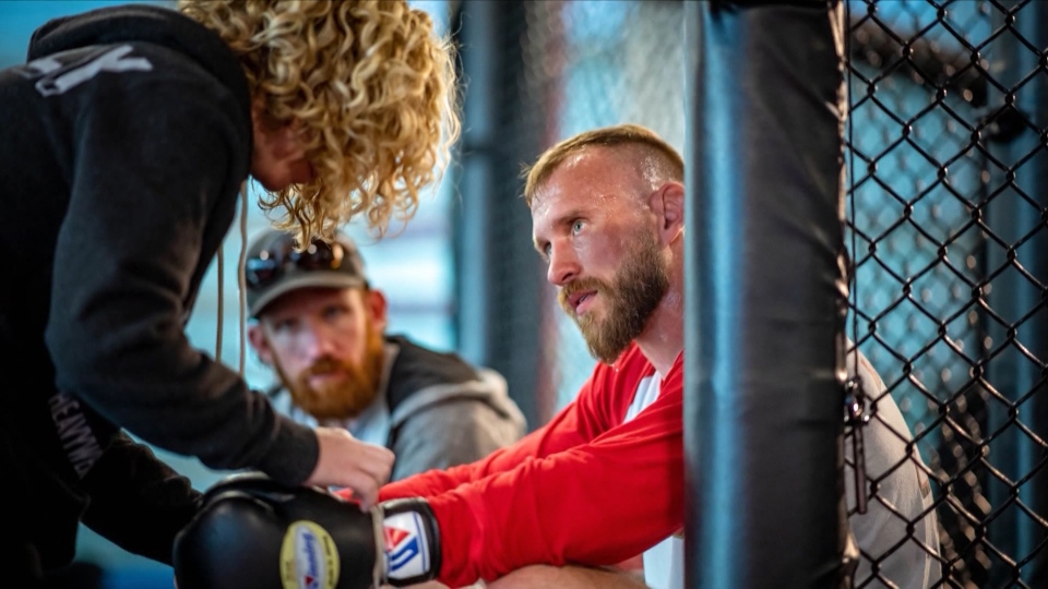 Shara Vigeant, a local MMA trainer, has worked with well-known UFC fighter Donald