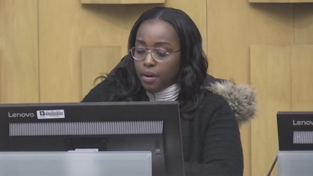 Councillor Arielle Kayabaga
