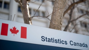 Statistics Canada's offices at Tunny's Pasture in Ottawa are shown on Friday, March 8, 2019. (THE CANADIAN PRESS/Justin Tang)