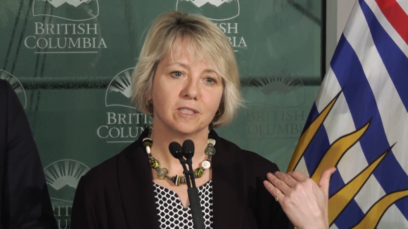 Fifth person in B.C. presumptively confirmed for new coronavirus