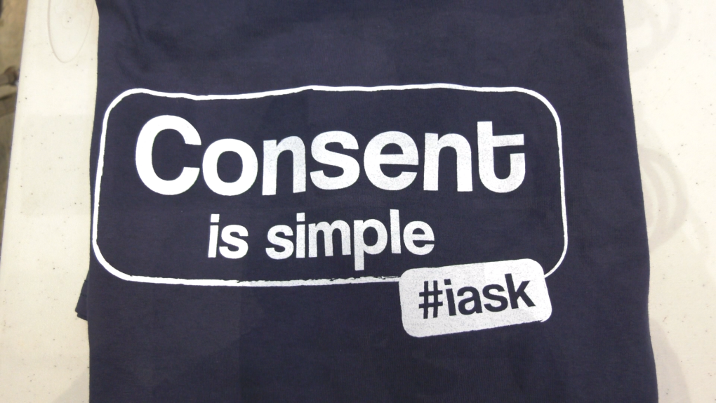 Laurentian University's Consent is Simple campaign