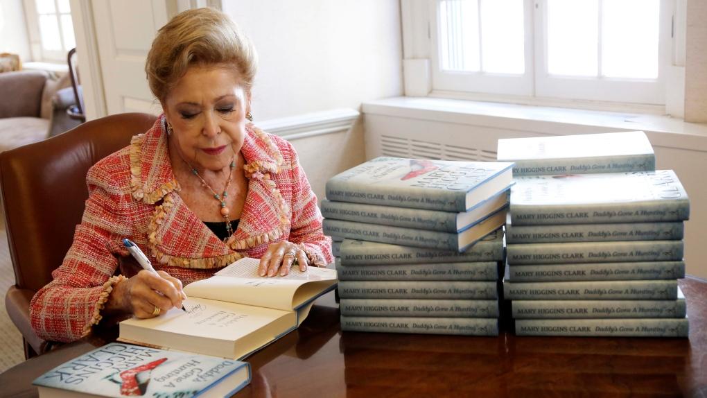 'Queen of Suspense' dies at 92