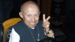 Actor Verne Troyer joins TIFF crowds at the Formula 1 Film Fashion party benefiting the Abruzzo earthquake victims.