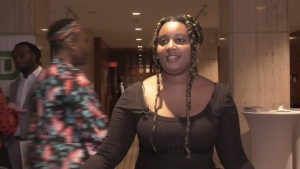 The 34th Vision Celebration Gala is a fundraiser for the Black Theatre Workshop that honoured Meshama Eyob-Austin with the Victor Phillips Award among others.