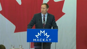 CTV QP: The Scrum on MacKay's bilingualism