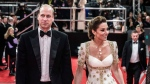 Prince William and Kate, Duchess of Cambridge arrive at the Royal Albert Hall in London, Sunday Feb. 2, 2020, to attend the the Bafta Film Awards. (Jeff Gilbert/Pool via AP)