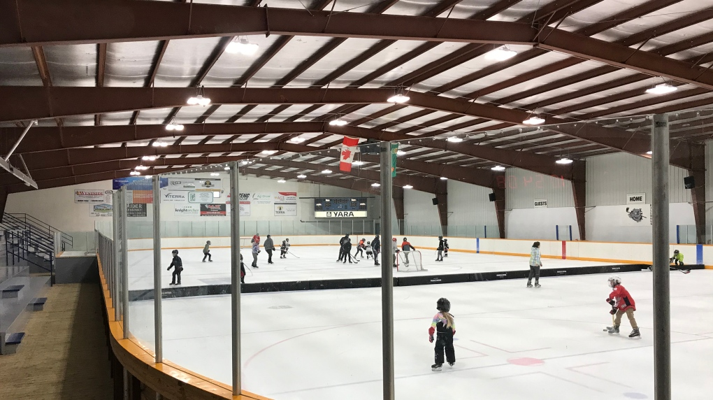 Town of Pense looking to Kraft Hockeyville for help with arena renovations