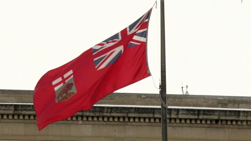 Controversy over the Manitoba flag