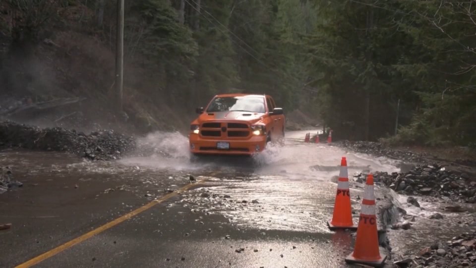 District of Kent washouts