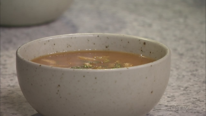Wintershines soup