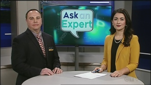 In this week's Ask an Expert segment, Marina Moore interviews Paul Mainville from Sudbury Credit Union about income properties.