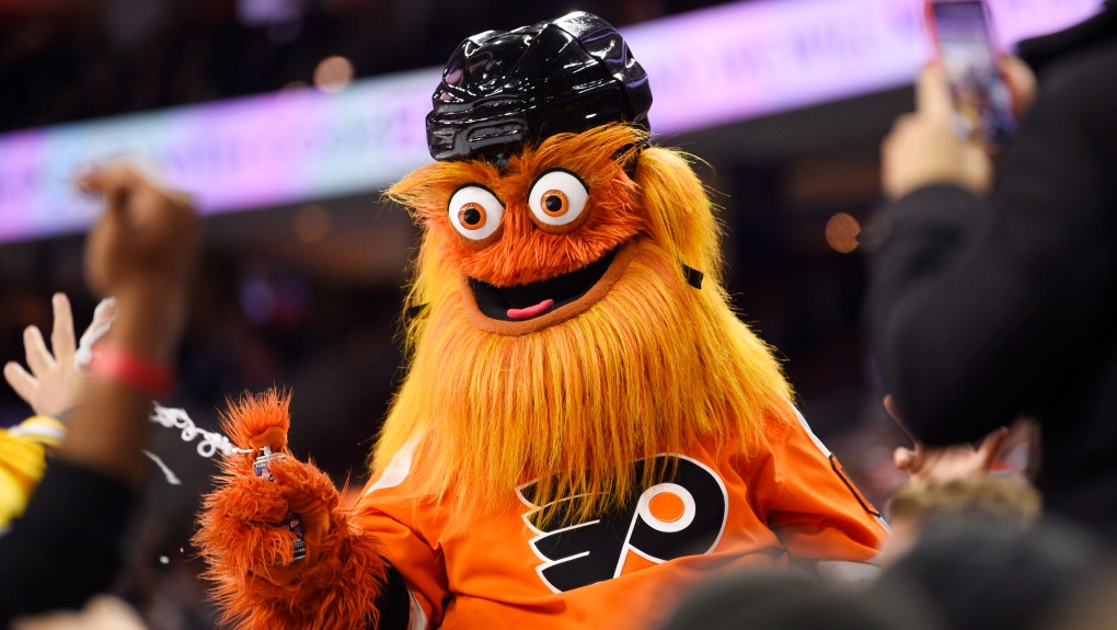 Philadelphia Flyers mascot 'Gritty' cleared of assault allegation