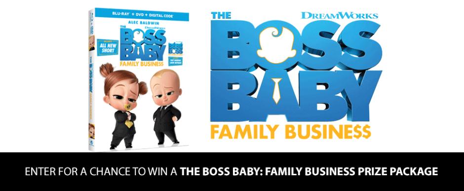 Boss Baby Header