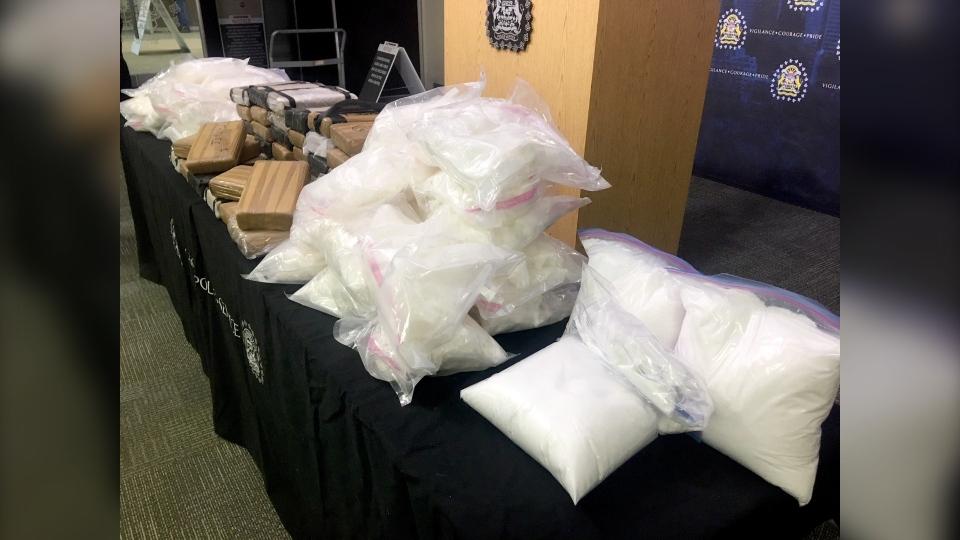 Calgary cocaine