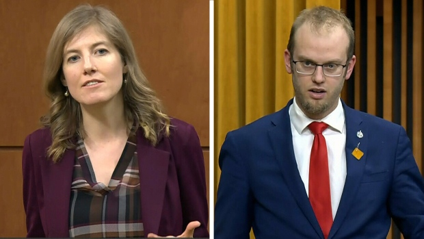 Alberta MP apologizes for asking female member if she's considered sex work