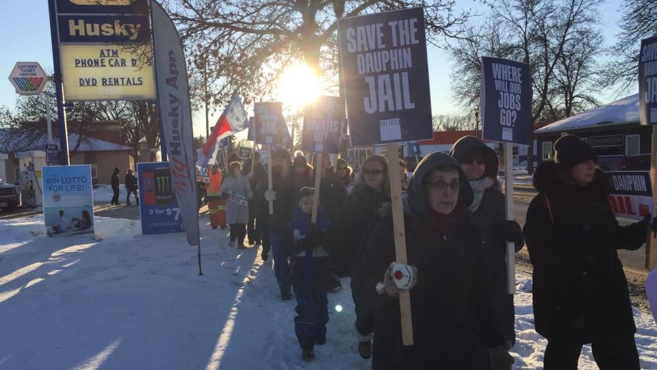 Dauphin rally