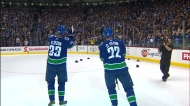Canucks plan to celebrate the Sedins