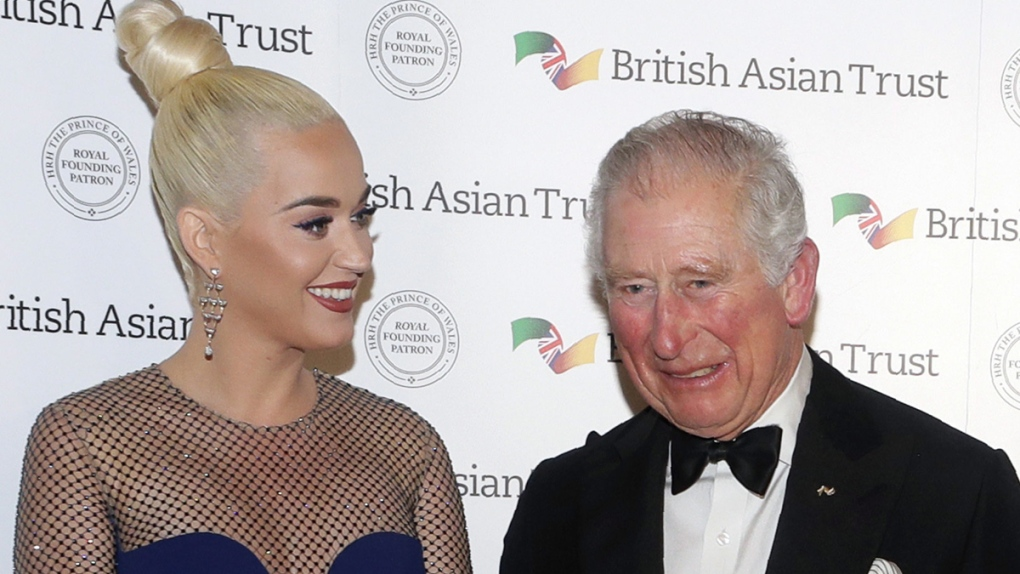 Prince Charles Names Katy Perry British Asian Trust Ambassador To India