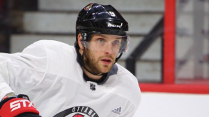 Bobby Ryan has returned to the Senators on Wednesday after several weeks in a treatment program.