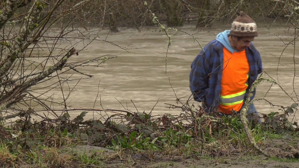 Vancouver Island search and rescue officials are asking volunteers to exercise extreme caution, as water levels run at dangerous speeds: (CTV News)