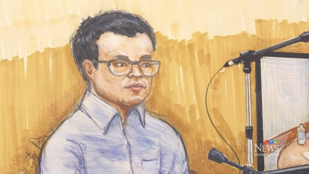 Psychologist testifies accused killer may have been in an altered state of consciousness