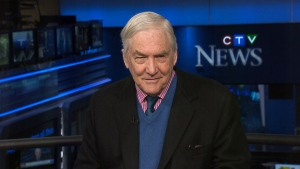 Conrad Black is seen this image taken from CTV's Power Play on Feb. 5, 2020.