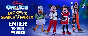 Disney on Ice 2020 Rotator