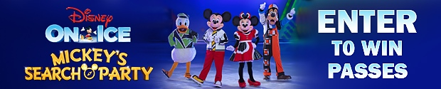 Disney on Ice 2020 Contest