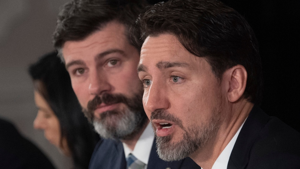 Don Iveson & Justin Trudeau