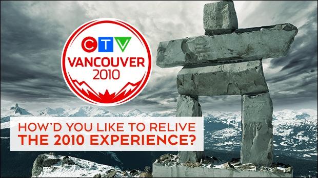 Vancouver 2010 Anniversary