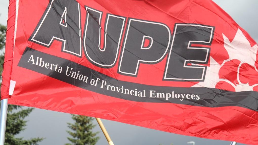 AUPE flag