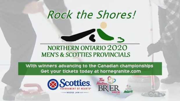 Northern Ontario provincial curling championships