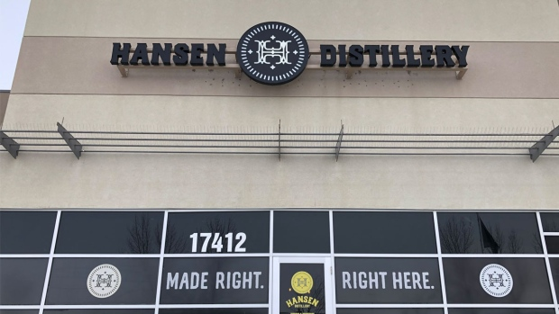 First made-in-Edmonton whisky to be released by local distillery