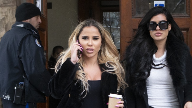 Toronto 'chair girl' sentenced to two years probation and $2,000 fine