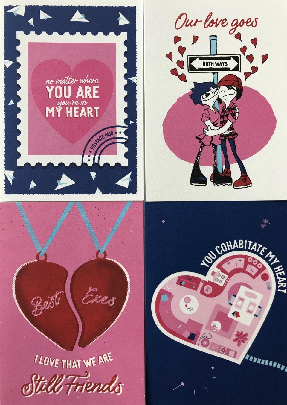 London Drugs' inclusive Valentine's cards