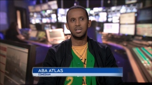 Comedian Aba Atlas said Black History Month is a chance to celebrate his lived experience.
