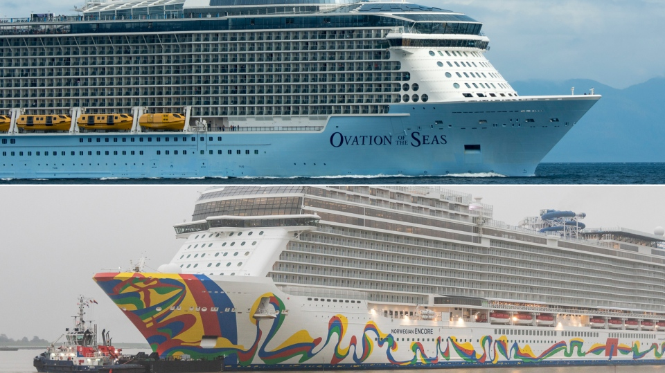Two US-based cruise lines are forbidding people with Chinese, Hong Kong or Macau passports from boarding their cruise ships, according to company statements released Friday. (CNN)