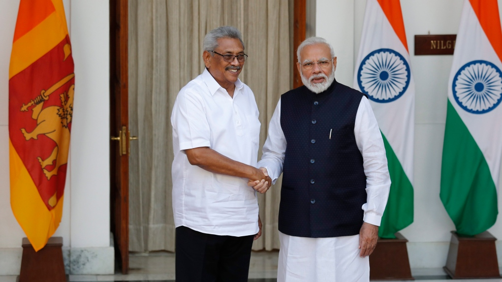 India asks Sri Lanka to resume Tamil reconciliation process