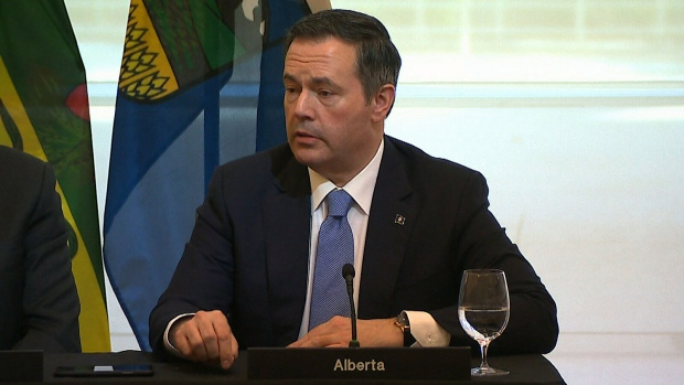Alberta's Kenney says push on to strengthen ties, find common ground with Quebec