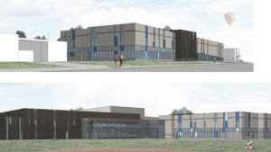 The Town of Mount Royal is proposing building a new sports complex. (Photo: Town of Mount Royal)