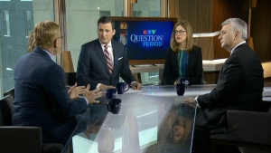 CTV QP: The Scrum on Canada handling coronavirus
