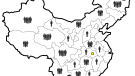 A map of travel out of Wuhan before lockdown